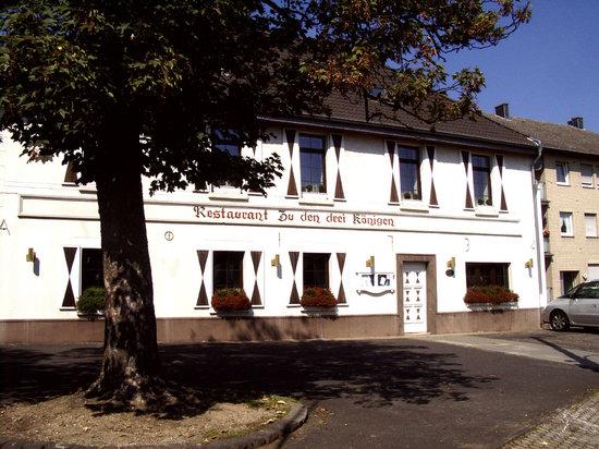 """Restaurant """"Zu den Drei Königen"""", Grevenbroich-Kapellen"""