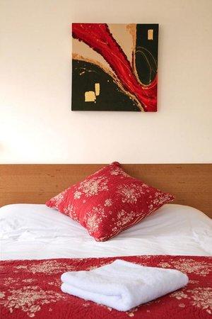 Hotel Slalom : une chambre