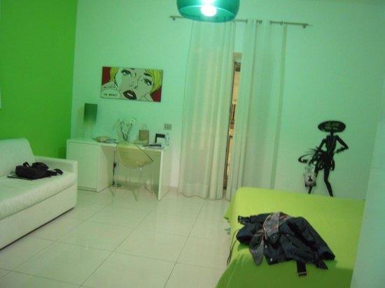 Palazzo Abagnale: habitación 2