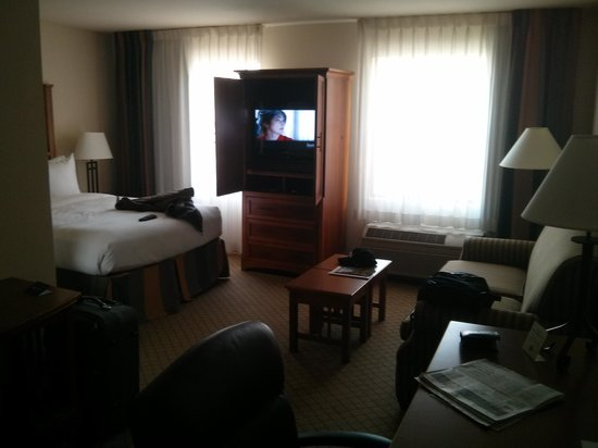 Sonesta ES Suites Houston: room interior