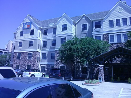 Sonesta ES Suites Houston: hotel exterior