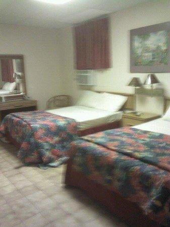 Sandy Beach Hotel : main room 3rd floor