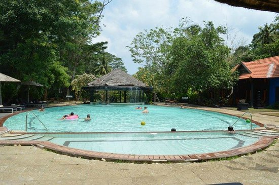 Pool Picture Of Taj Kumarakom Resort And Spa Kumarakom Tripadvisor