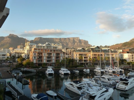 Cape Grace : View from Bedroom
