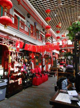 Red Lantern House : Salle à manger