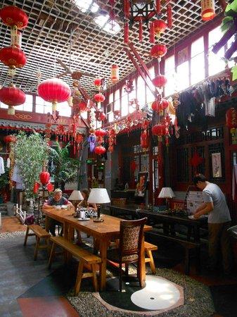 Red Lantern House: Salle à manger