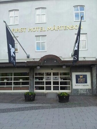 First Hotel Martenson: Hotell Mårtensson