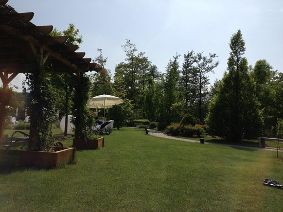 Spirit Hotel Thermal Spa: garden