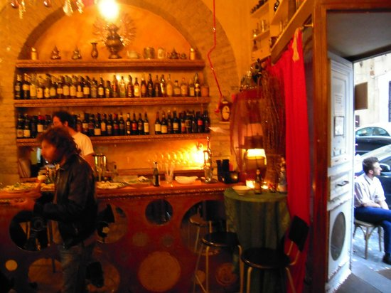 Cafe Bohemien : dedans et/ou dehors
