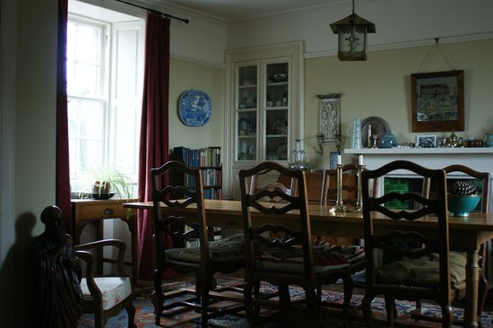 Dining room Weston Farm Dunsyre