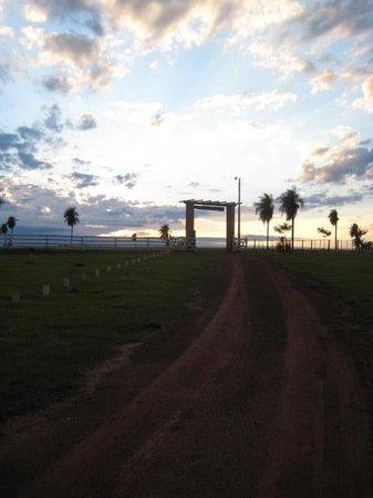 Estancia Tacuaty: Portal de la Estancia