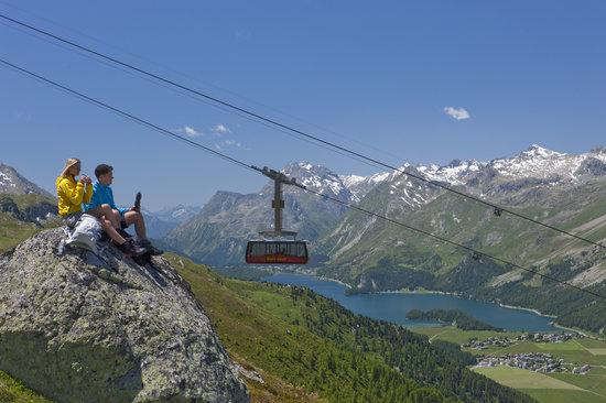 Engadin St. Moritz, İsviçre: Engadin St.Moritz