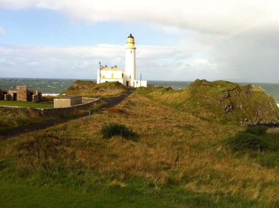 Turnberry Resort Golf Courses: Beautiful scenery
