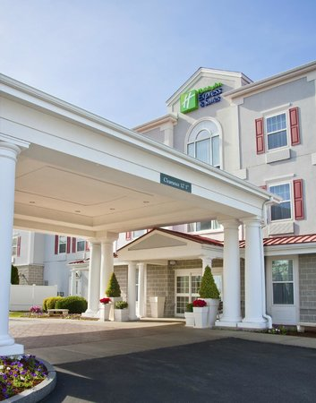 Holiday Inn Express Amherst-Hadley: We look forward to your Arrival
