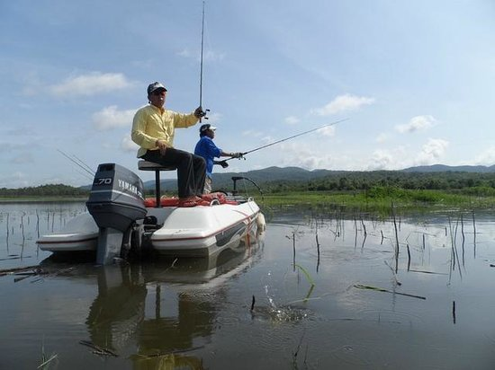 Mae ping river picture of big game fishing adventure for River fishing games