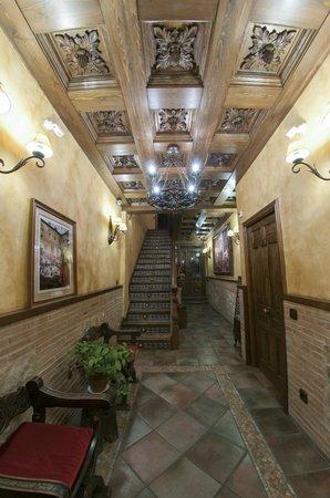 Hostal Rural Los Telares: Entrada