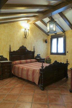 Hostal Rural Los Telares: Habitacion