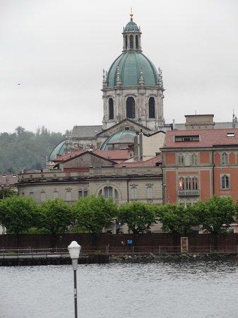 Hotel Quarcino: La duomo de Côme