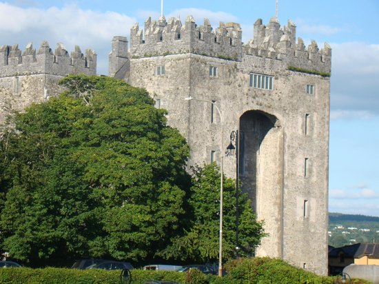 Bunratty Castle Hotel: Bunratty Castle