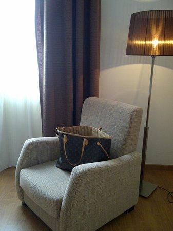 Hotel Spa Norat Torre do Deza: La habitación