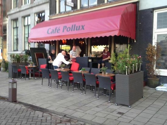 Photo of Nightclub Cafe Pollux at Prins Hendrikkade 121, Amsterdam 1011 AM, Netherlands