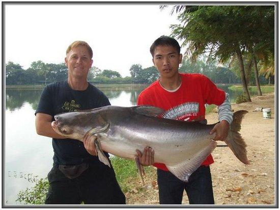 Big Game Fishing Adventure Tour - Private Tours: Mekong giant catfish