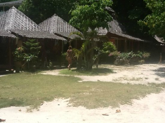 PP Nice Beach Resort: Bungalows