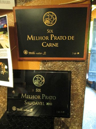 Six: Awards from the Gastronomic Fair