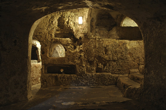 St Paul S Catacombs Rabat Tripadvisor