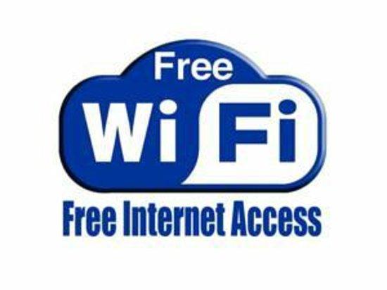Hotel Palace: wi-fi free
