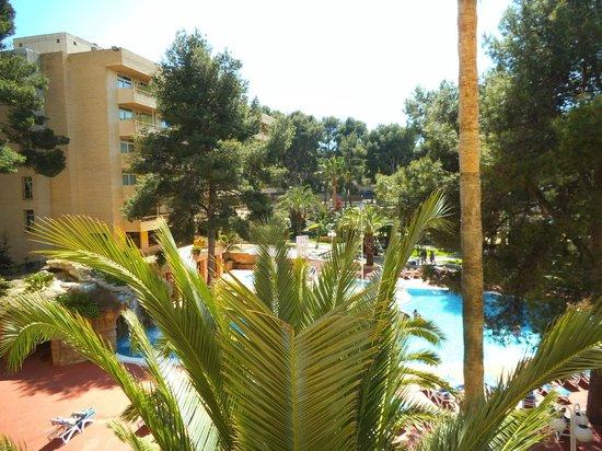 Jaime I Hotel: Desde el edificio Miró