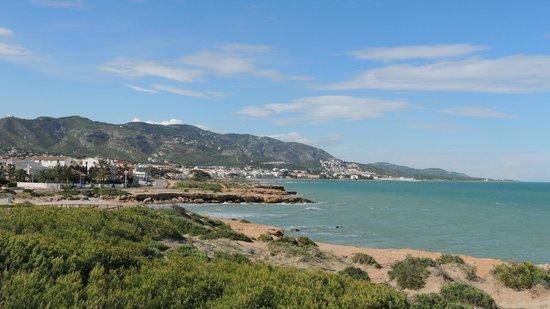 Residence Playa Romana : la cote face à la résidence