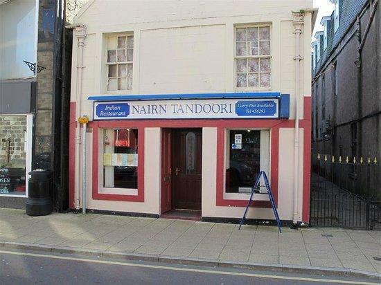 Nairn Tandoori: Building exterior