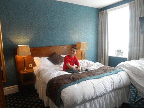 Swan Hotel: Comfortable Beds