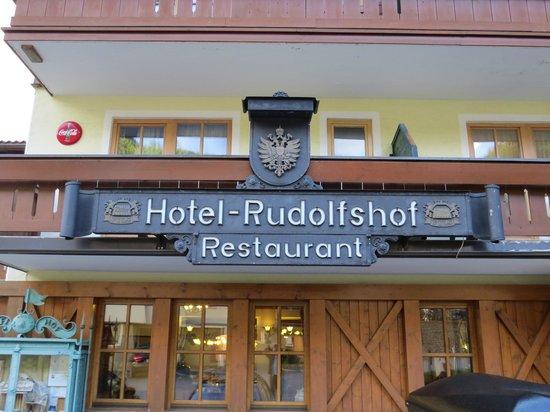 Kinderhotel Rudolfshof Vitality: Hotel Rudolfshof, Kaprun