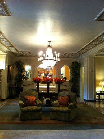 The Scarlet Huntington: Hall