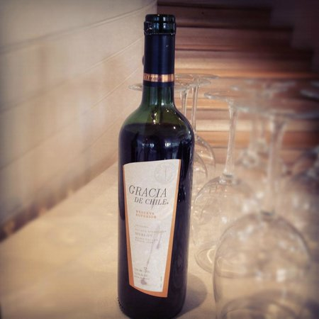 explora Patagonia - All Inclusive: Syrah Gracia de Chile