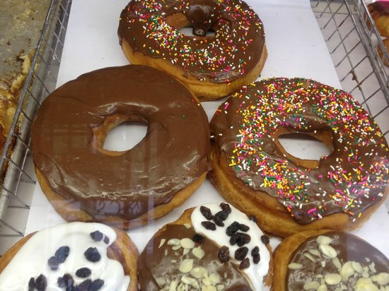 Donut Dip Incorporated: Giant Donuts !!!