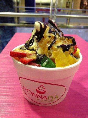 NonnaPia Gelato - Frozen Yogurt - PopBar