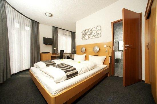 Hotel Heymann: 3-Bett Zimmer