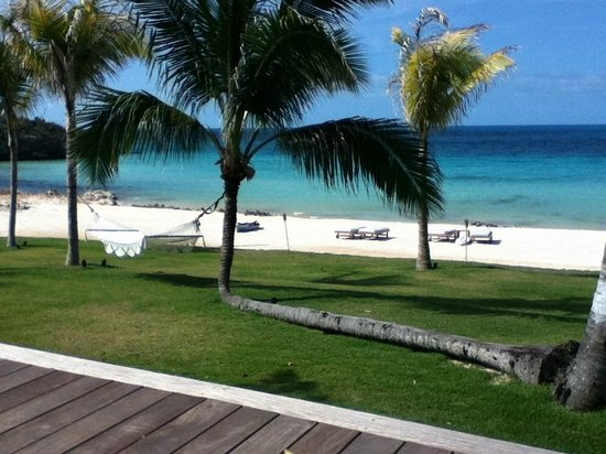 The Cove Eleuthera : View from the porch