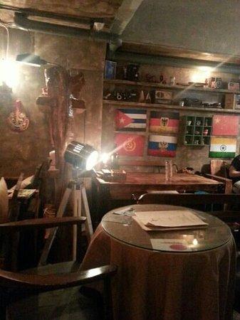 The Alchemist Cafe Bistro