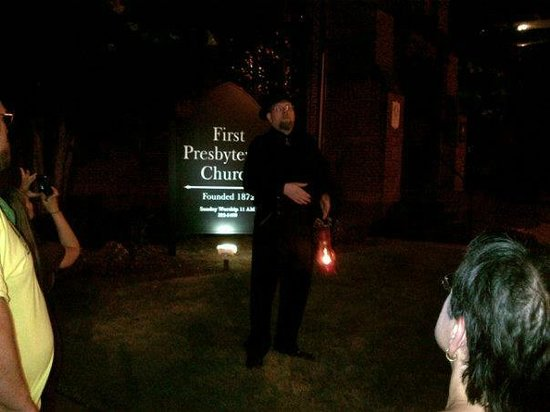 The Birmingham Ghost Walk