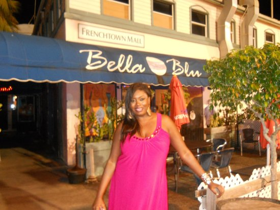 Me at Bella Blu