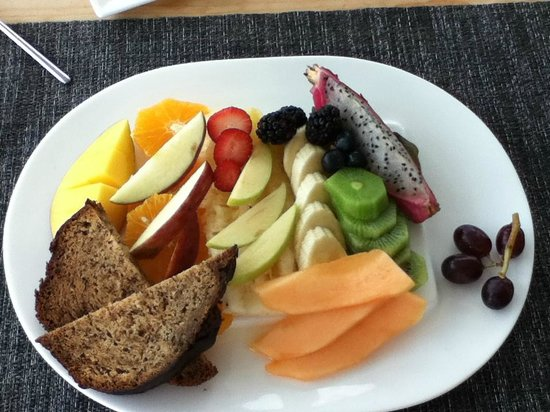 The Cove Eleuthera: My wife's favorite breakfast
