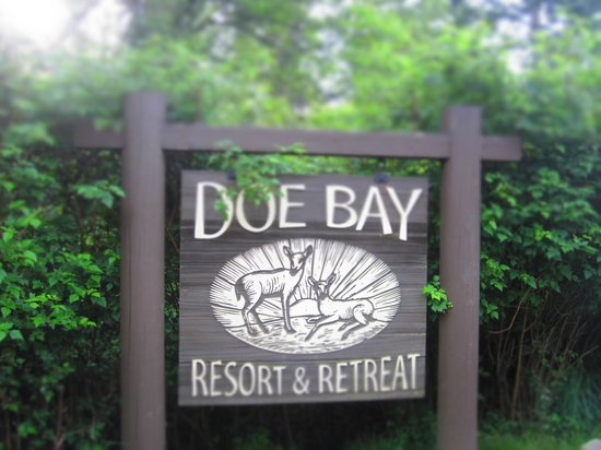Doe Bay Resort & Retreat: Welcome to Doe Bay