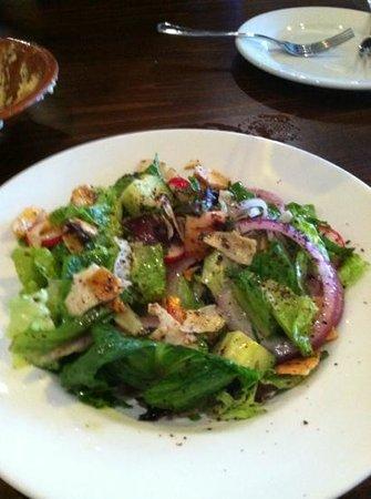 Baladi Mediterranean Cafe: Awesome salads