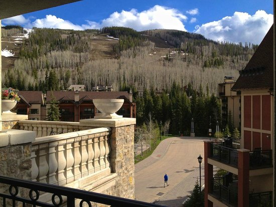 Arrabelle at Vail Square, A RockResort: View from room #312