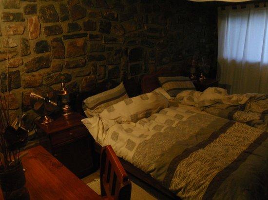 Canyon Lodge: Panorama della camera