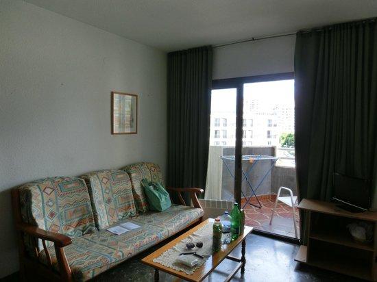 San Jaime Apartments: Гостиная...